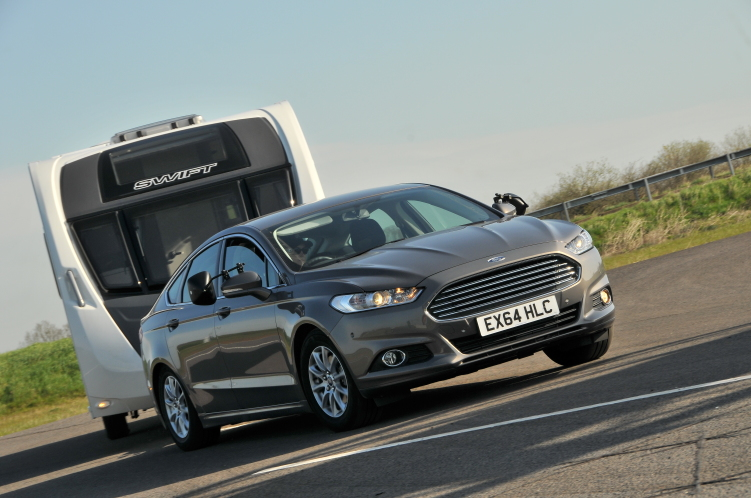 Ford Mondeo Tow Car Awards